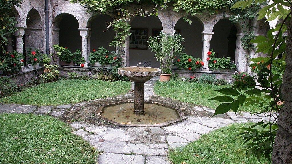 abadia de saint maurice