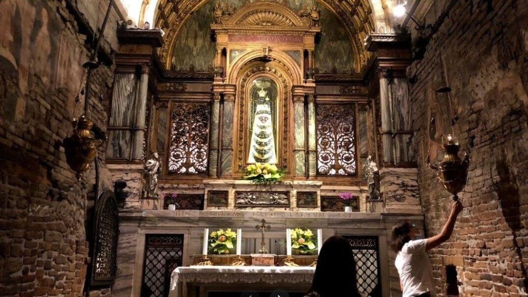 Nuestra Señora De Loreto Una Experiencia De Fe única