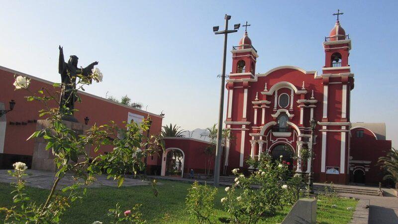 Santuario Santa Rosa de Lima