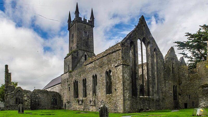 turismo religioso en irlanda