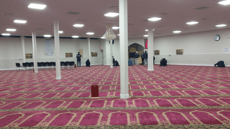 Mezquita del Centro Islámico de Hamilton