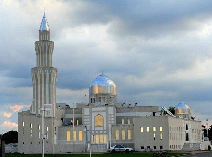 mezquitas de canadá