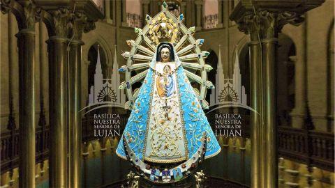 nuestra señora de lujan turismo religioso en argentina