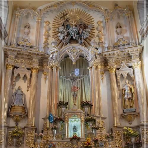 La devoción del Santo Niño de Atocha comienza cuando unos mineros quedaron sepultados en la mina