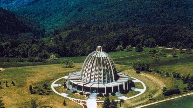 templo bahai en alemania