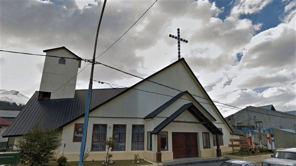 La iglesia más austral del mundo