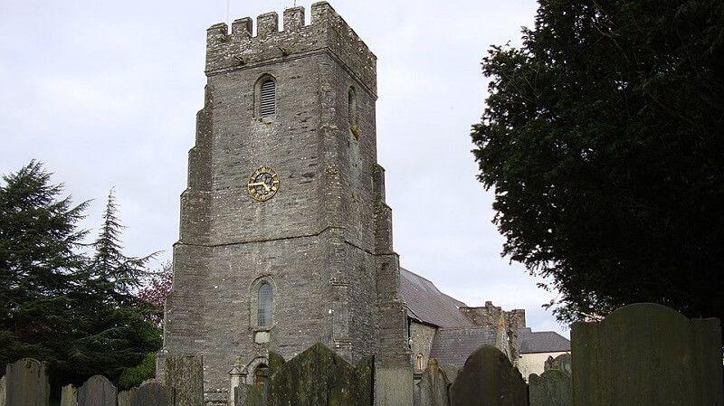turismo religioso gales