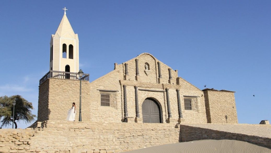primera iglesia del peru