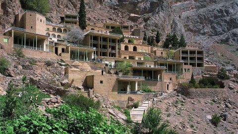 Chak Chak, el Templo del Fuego del Zoroastrismo