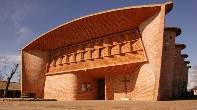 iglesia de Atlántida - Patrimonios Mundiales