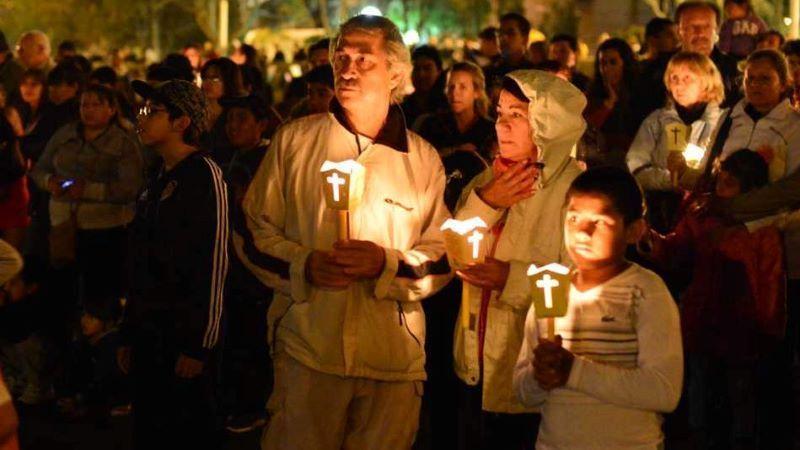 semana santa en argentina