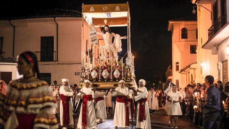 turismo religioso semana santa en popayan