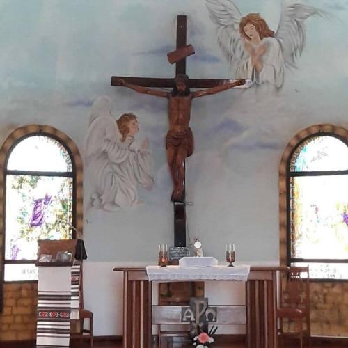 Capilla Cruz de los Milagros