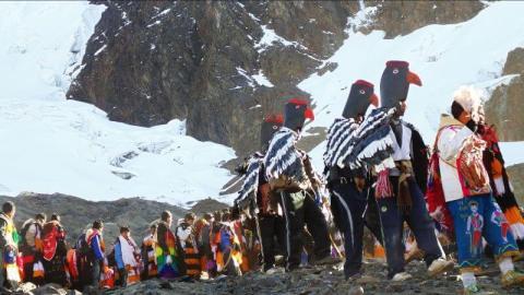 portada de celebraciones peruanas