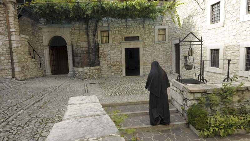 Monasterio de de Santa Rita de Casia