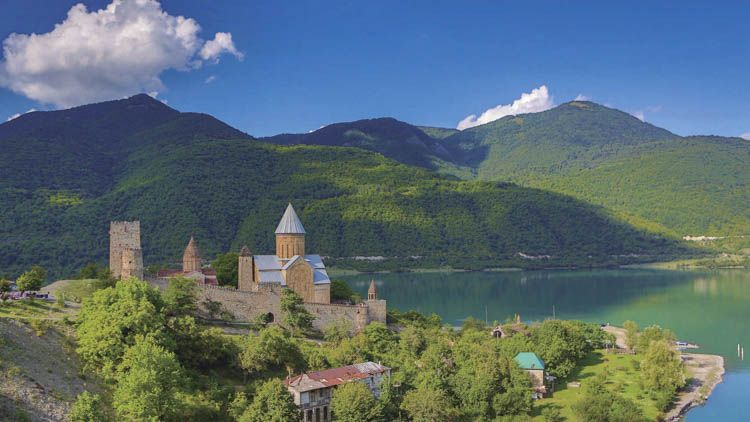 turismo religioso en Georgia
