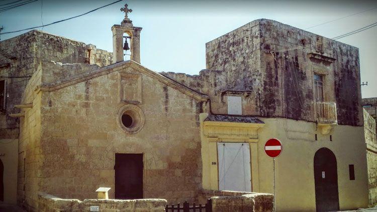 capilla de san roque malta