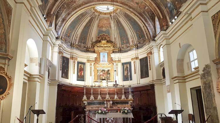 abside de nuestra señora de las victorias