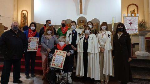 Turismo La Pampa , dijo presente en la celebración de la Orden del Camino de Santiago de España en Santa Rosa