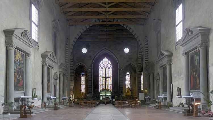 Iglesia de San Francisco en Pisa