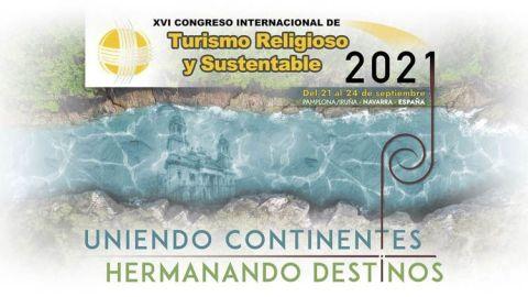 portada congreso de turismo religioso en pamplona