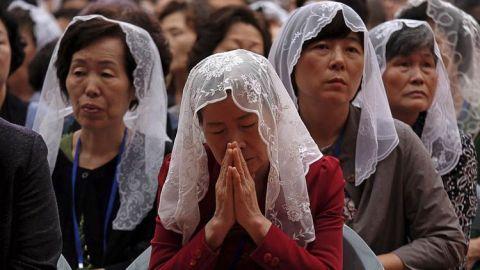 La Ruta de Peregrinación Católica de Seúl es un lugar de orgullo para la comunidad Católica Coreana en recuerdo de los Santos Mártires Coreanos