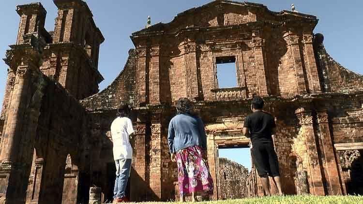 caminos de las misiones en brasil