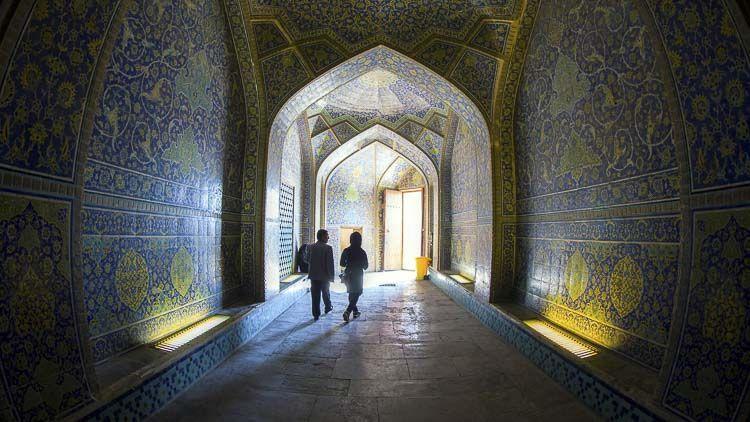 En la actualidad 34 mezquitas iraníes forman parte del patrimonio histórico de ese país. Este número, hace que Irán acumule un potencial considerable para el turismo religioso en Asia Central.