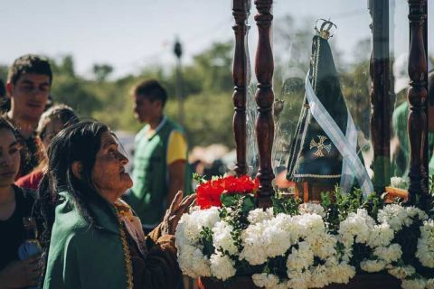 Virgen de Huachana