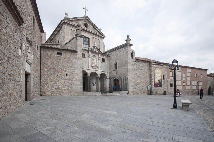 Monasterio de San Jose – Santa Teresa de Jesús – Crédito: libertaddigital.com