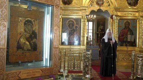 La Virgen de Vladímir o Nuestra Señora de Vladímir es sin duda el más famoso de todos los iconos bizantinos. Aquí la verdadera historia de la patrona de Rusia