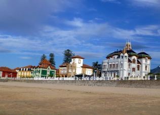 Palacios Indianos, Ribadesella