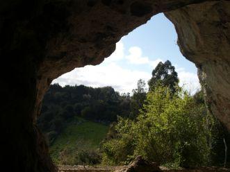 Cueva del Tenis, Ribadesella