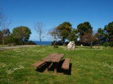 Área recreativa de La Moría en Adines