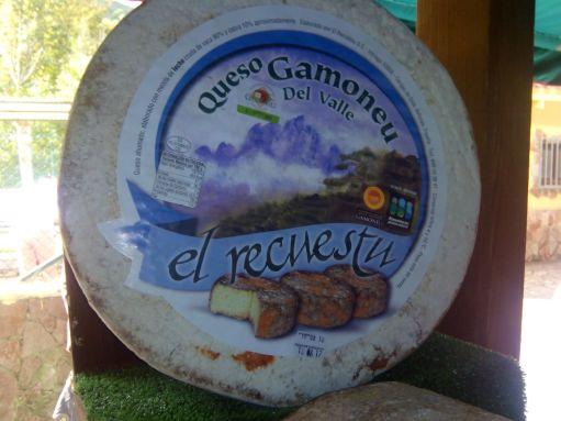 Gamonéu del Valle, queso asturiano