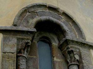 Ventana Posterior, Iglesia de Junco