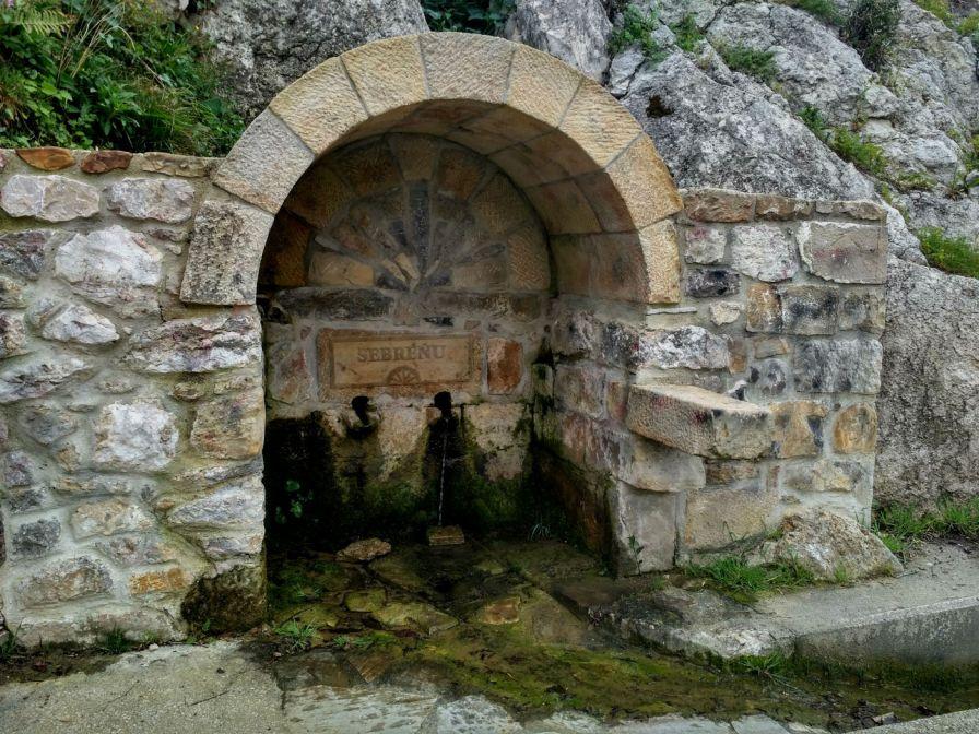 Fuente de Sebreñu