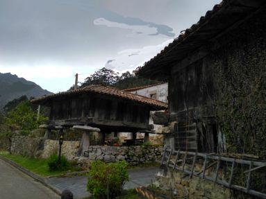 Hórreos asturianos, Ribadesella
