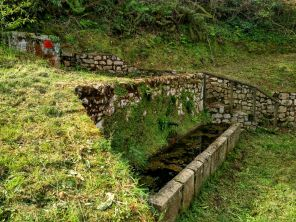 La Fuente Rubia, Rutas del Agua en RIbadesella