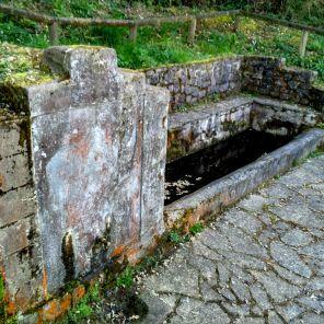 Fuente de Sardalla, Ruta del Agua en Ribadesella