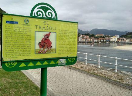 Ruta mitológica de Ribadesella