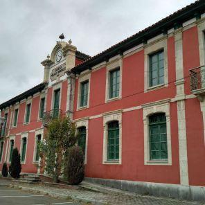 Escuelas El Carmen, Ribadesella