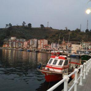 Puerto pesquero de Ribadesella