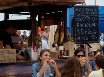 Asturias, Comida en la calle