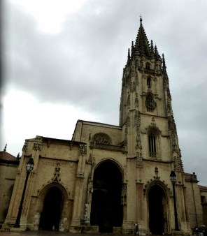 Cathedral of San Salvador Oviedo