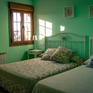 La Llosa habitación Casa Rural El Fareru