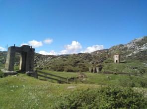 Minas del Pilar en la Sierra del Cuera