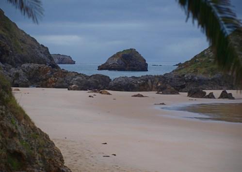 Playas de Llanes, Playa de Barro