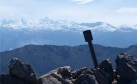 Picos de Europa desde El Benzúa
