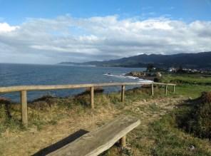 Ruta senderista entre playas